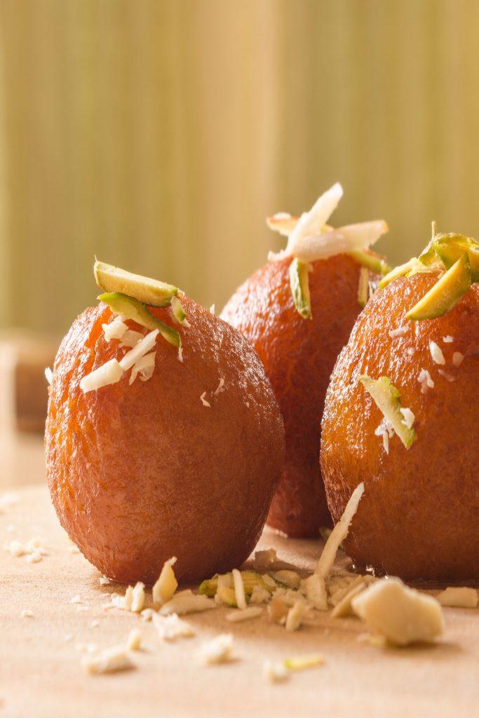 Indian Desserts- Gulab Jamun